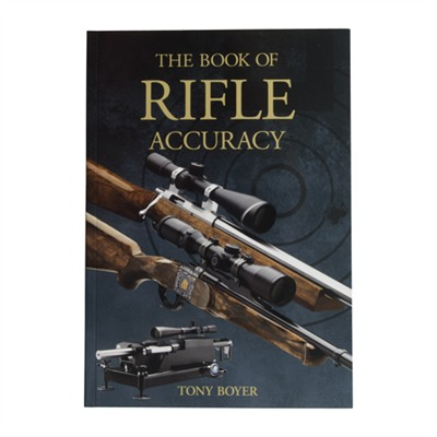 Turks Head The Book Of Rifle Accuracy-Soft Bound