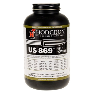 Us 869 Smokeless Powder - Us 869 Smokeless Powder 1lb
