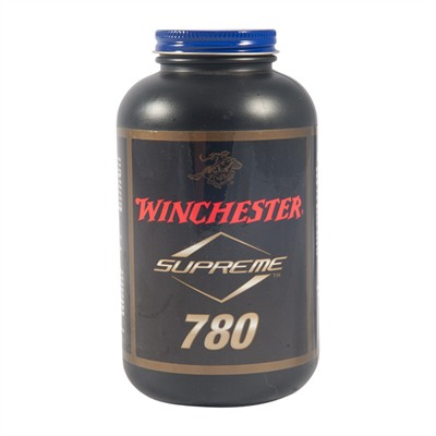 Winchester Supreme 780 Smokeless Powder - Supreme 780 Smokeless Powder 1lb