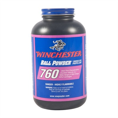 760 Smokeless Powder - 760 Smokeless Powder 1lb