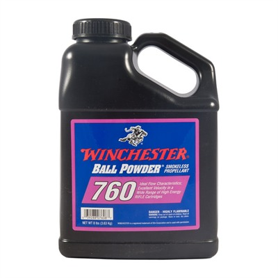 760 Smokeless Powder - 760 Smokeless Powder 8lb