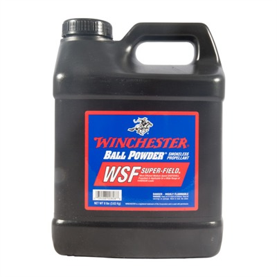 Winchester Super Field Smokeless Powder - Super-Field Smokeless Powder, 8 Lbs