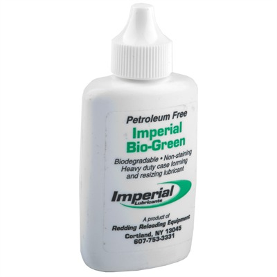 Redding Imperial Bio-Green Case Lube - Redding Imperial Bio Green Case Lube