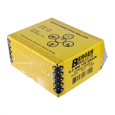 Berger Bullets 6.5mm (0.264