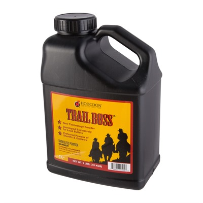 Hodgdon Powder Co. Imr Trail Boss Powder - Imr Trail Boss Powder 2 Lb