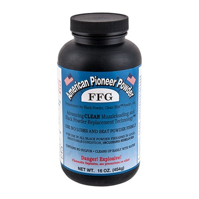 Ffg Granulated Black Powder Substitute - Ffg Black Powder Substitute 1 Lb.