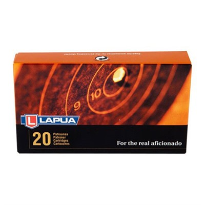 Lapua Sport Shooting Ammo 308 Winchester 185gr Fmj-Bt - 308 Winchester 185gr Full Metal Jacket Bt 20/Box
