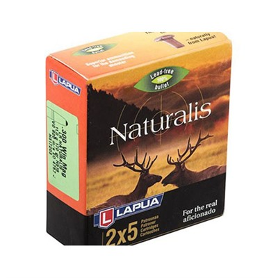 Naturalis Ammo 300 Win Mag 170gr Lead-Free Polymer Tip - Naturalis Ammo .300 Win Mag 170gr Solid 10/