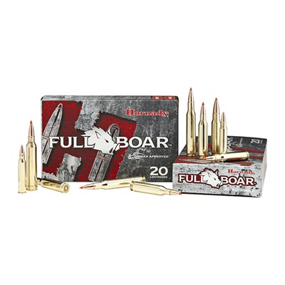 Full Boar Ammo