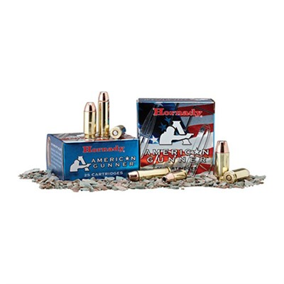 American Gunner Ammo 380 Auto 90gr Xtp - 380 Auto 90gr Extreme Terminal Performance 25/Box