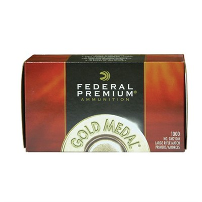 Premium Gold Medal Pistol Primers
