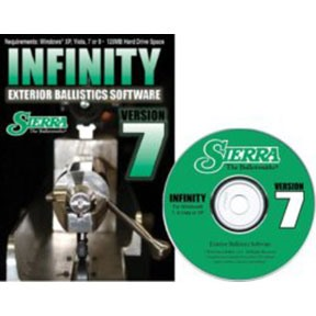 Sierra Bullets Infinity Exerior Ballistic Software-Version 7