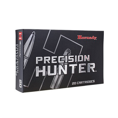 Hornady Precision Hunter Ammo 6.5mm Creedmoor 143gr Eld-X - 6.5mm Creedmoor 143gr Eld-X 20/Box