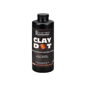 Clay Dot Powder - Clay Dot Powder 4 Lb
