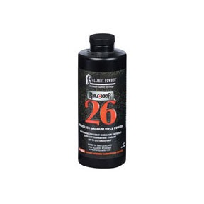Reloder 26 Powder - Reloder 26 Smokeless Powder 1 Lb.