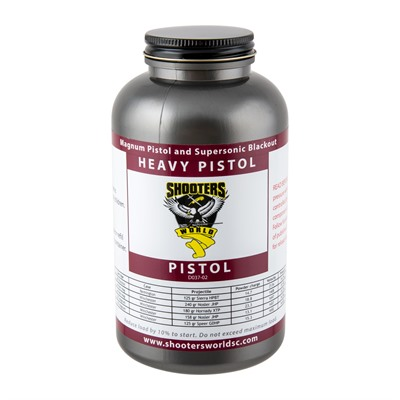 Heavy Pistol Powder - Heavy Pistol Powder 1lb