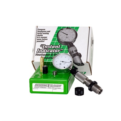 308 Winchester Instant Indicator - 308 Winchester Instant Indicator With Dial