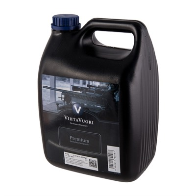 Vihtavuori N130 Smokeless Rifle Powder - N130 Smokeless Powder 8 Lbs
