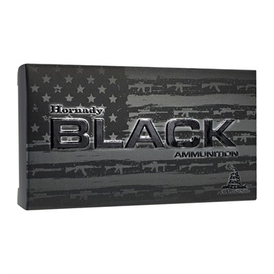Hornady Black 224 Valkyrie Ammo - 224 Valkyrie 75gr Hollow Point Boat Tail 20/Box
