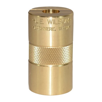L.E. Wilson Brass Case Gages - 224 Valkyrie Brass Case Gage