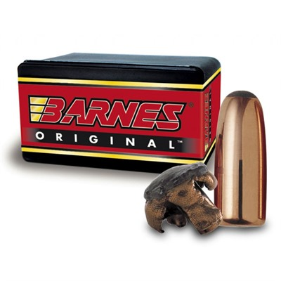 Barnes Originals? Bullets