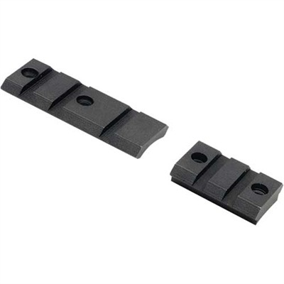 Xtb Weaver-Style Solid Steel Bases - Xtreme Tactical 2-Piece Base Savage 10-16, 110-116 Flat Rear