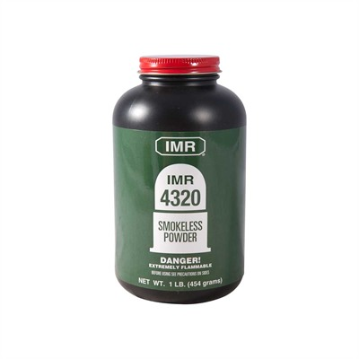 Imr 4320 Powders - Imr 4320 Powder - 1 Lbs.