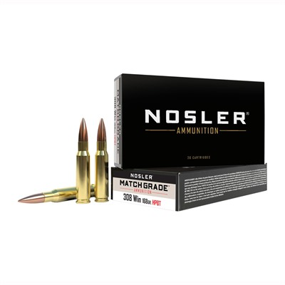 Match Grade Rifle Ammo