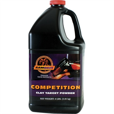 Ramshot Competition Powders - Ramshot Competition 4 Lb