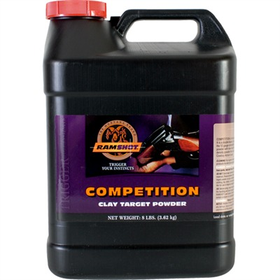 Ramshot Competition Powders - Ramshot Competition 8 Lb
