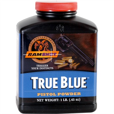 Ramshot True Blue Powders - Ramshot True Blue 1 Lb
