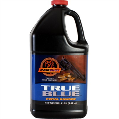 Ramshot True Blue Powders - Ramshot True Blue 4 Lb