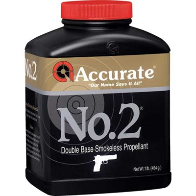 Accurate Powder 749-101-682 Accurate No.2 Powders