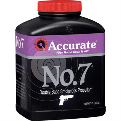 Accurate Powder 749-101-686 Accurate No.7 Powders