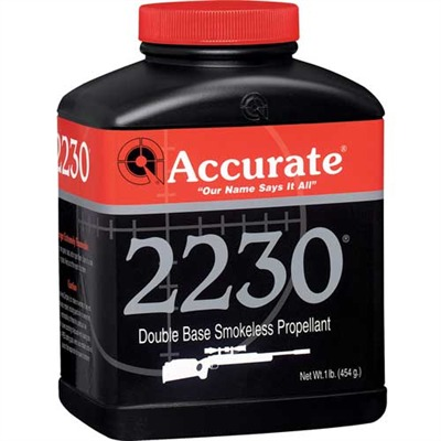 Accurate 2230 Powders - Accurate 2230 - 1 Lb