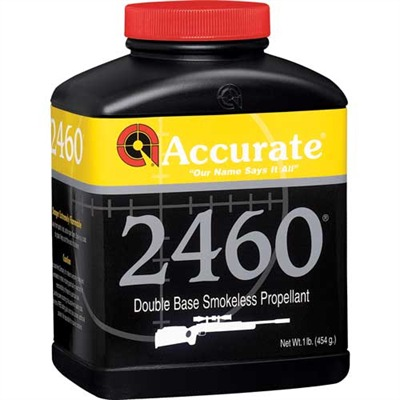 Accurate 2460 Powders