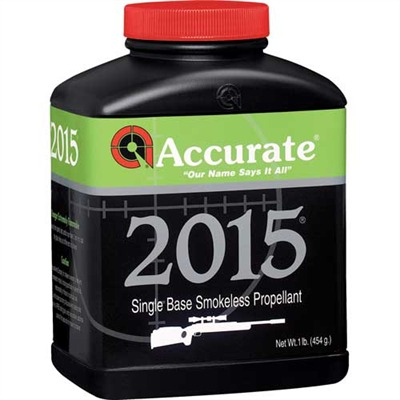 Accurate Powder 749-101-702 Accurate 2015 Powders