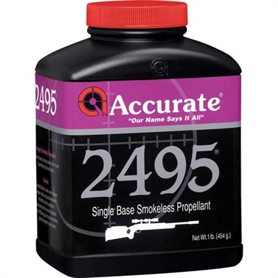 Accurate Powder Accurate #2495 Powder