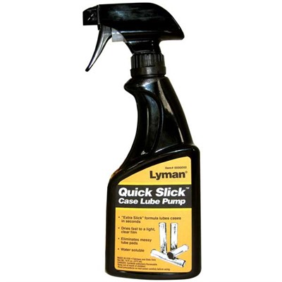 Lyman Quick Slick Spray Lube - Lyman Quick Slick Spray Lube