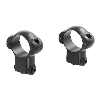 Redfield Steel Ruger Rings - 1