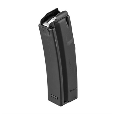 Mp5 Magazine, Mp5, 9mm, 15-Rd, Un-