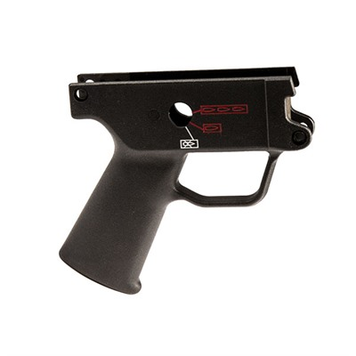 Mp5 Grip, Pistol, Mp5, (013f)9mm