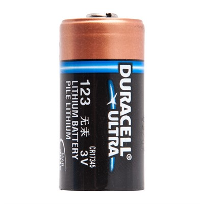 700542 Battery, Dl123a, 3 Volt, Utl