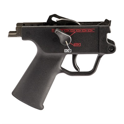 Mp5 Trigger Group, Nt, W/Ext.