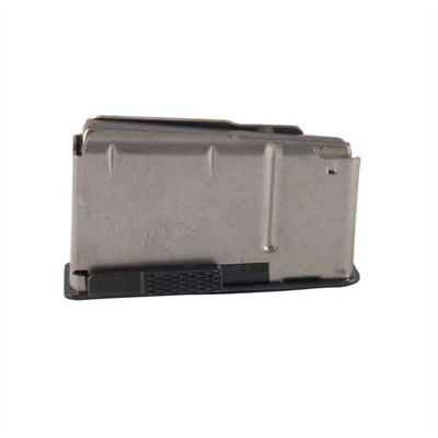 Remington 700 Magazine 308 Winchester 3rd Steel Black