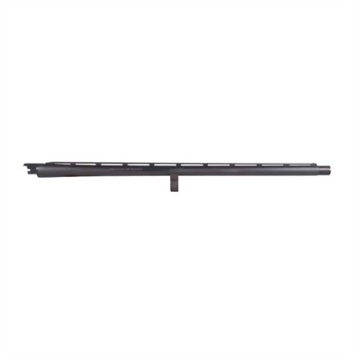 "Barrel, 23"", Rem Choke, Vent Rib, Matte Black, Turkey"