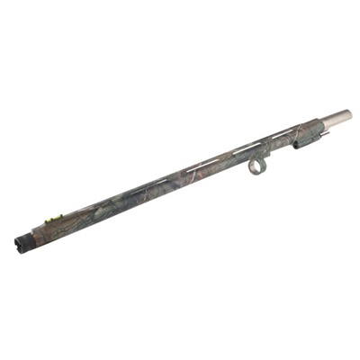Remington Versamax Barrel Assembly Complete 12/22 Pl/Pvd - Versamax Barrel Assembly Complete 12/26 Realtree Ap Hd