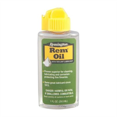Remington Oil - 1 Oz. Rem Oil, Each