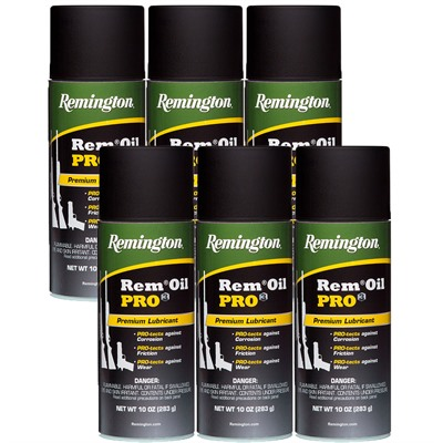 Remington Rem Oil Pro3 10 Oz Aerosol Rem Oil Pro3 10oz Aerosol 6 Pack Online Discount