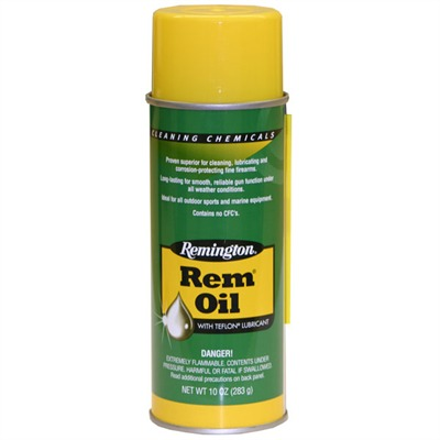 Oil - 10 Oz. Rem™ Oil, Case/12